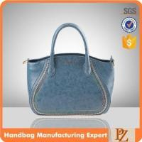 M5078 SGS approval Western Style satchel brand bag with custom logo women hand bag lady
