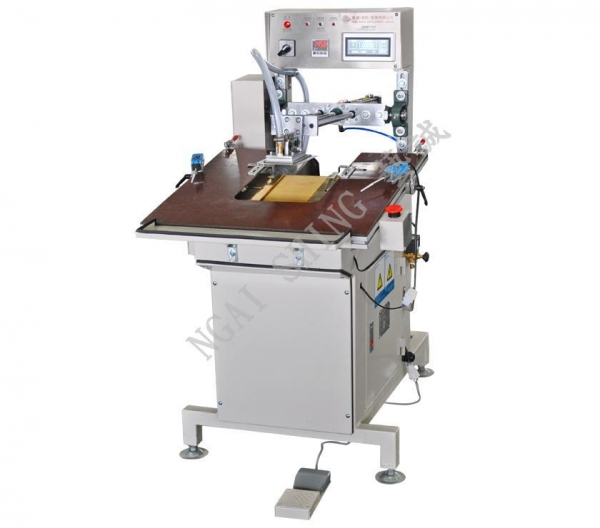 Quality NS-9084S-N Product name:Pneumatic Steam Pocket Creasing Machine for sale