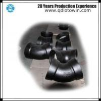 Buy cheap ISO9001 All Socket 22.5 Deg Bend Irrigation Use Ductile Iron Pipe Fittings product