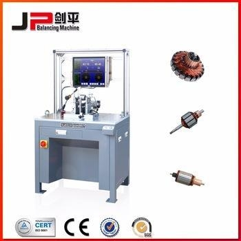 Quality Shanghai Jianping armature and motor rotor balancing machines with new technology for sale
