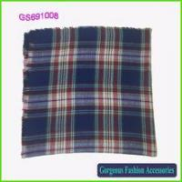 Buy cheap Newest Fashion navy blue stripe advertising scarf product