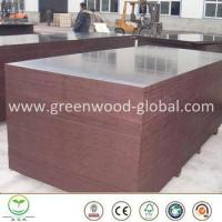 Buy cheap 3mm / 30mm Film Faced Shuttering Marine Plywood Sheet product