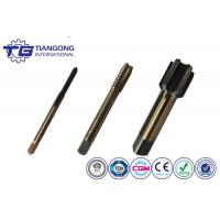 Buy cheap TG HSS M35 Cobalt Straight Flute Machine Taps from wholesalers