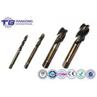 Buy cheap TG HSS M35 5% Cobalt Spiral Flute Machine Taps from wholesalers