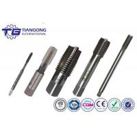 Buy cheap TG HSS M2 Straight Flute Machine Taps from wholesalers
