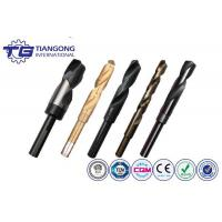 Buy cheap TG Silver & Deming High Speed Steel Reduced Shank Drill Bits from wholesalers