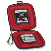 China Caboodle SD, MSPro, or Wii, PSP & DS Game Case (Black/Red) on sale