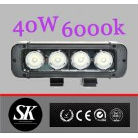 9-60v 40wled flood light bar