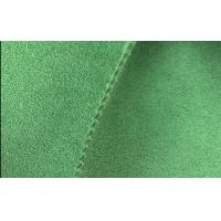 Buy cheap 100 Colors Dyed Microfiber Leather Fabric,Eco Friendly Suede Leather for Shoes Vamp product