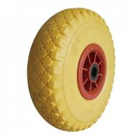 Buy cheap PU Tyre With Plastic Rim 10inch product