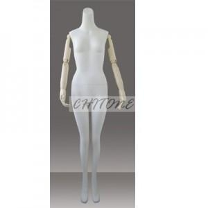 Quality T09-white headless mannequins for sale