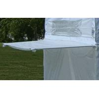 EZ UP Canopy (1-2) Awning Kit White