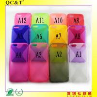 Buy cheap two in one case 6G new tpu case product