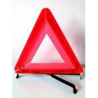 Buy cheap Reflection type Security triangle warning signs product