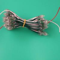 Buy cheap LED String 6mm Green product
