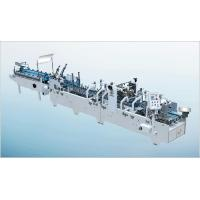 Buy cheap Automatic high-speed lock-bottom corrugated folder gluer product