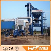 Buy cheap Batch asphalt mixing equipment from wholesalers