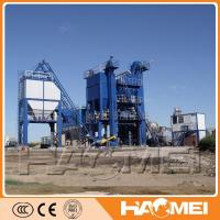 Buy cheap 80tph China Supplier, Automatic, mobile Asphalt Plant (QLB-80) for sale from wholesalers