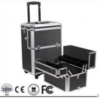China Train Cosmetic Hairdressing Trolley Case Professional on sale