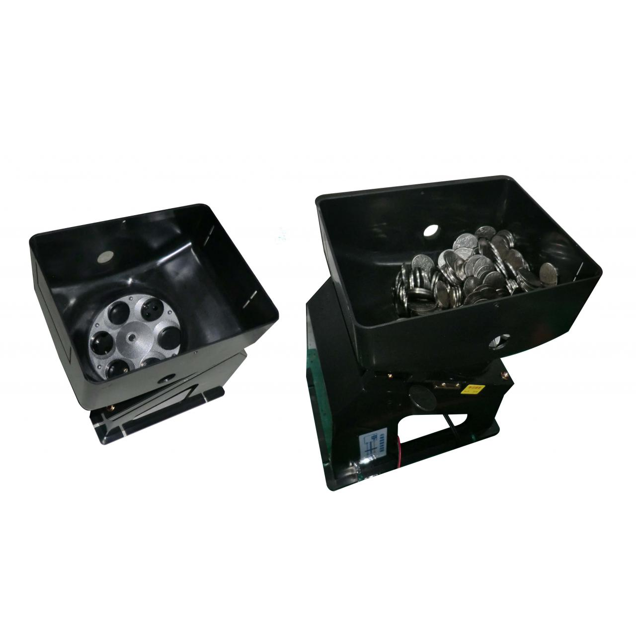 Buy cheap GD666 6 Hole coin hopper counter for arcade jamma slot game or vending machine sorters from wholesalers