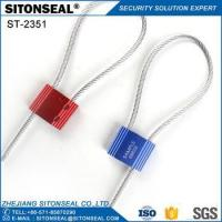 Buy cheap ST-2351 Quality-Assured Container Cable Seals from Wholesalers