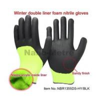 Buy cheap Winter Keep Warm Glove-NBR1355DS from wholesalers