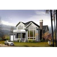 Buy cheap Residential Villa Steel structure buildings product