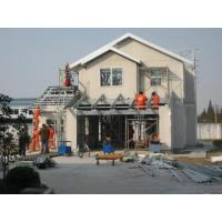 China Commercial Villa Prefabricated house prices on sale