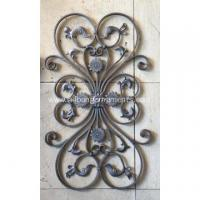 Buy cheap Wrought Iron Steel Design from Wholesalers