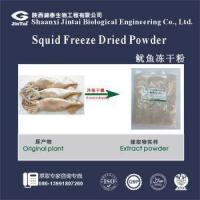 Factory Supply Natural Freeze Dried Squid Powder without aditive