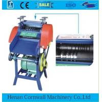 Buy cheap scrap copper wire stripping machine product