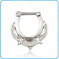 Buy cheap SR01155 Unique Designed Copper Septum Piercing Body Jewelry from wholesalers