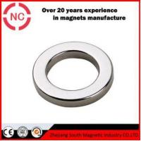Buy cheap Customized Neodymium Ring Magnet Strong Permanent Magnets Wholesale product