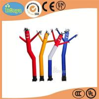 Buy cheap Xiamen manufacture fast delivery blow up air dancers product