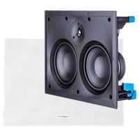 Audio Paradigm CS-LCR v3 Bezel Free In-Wall Speaker in Paintable White (Each) PARCSLCR