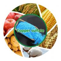 Buy cheap Chemicals Fertilizer Manufacture Price Of Copper Sulfate product