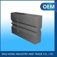 Buy cheap Mining Machinery Parts High Manganese Steel Castings Investment Casting from Wholesalers