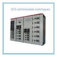 China High Quality GCS-Type Low Voltage Withdrawable Electrical Control Switchgear/Board/Panel Manuf