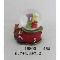 Buy cheap Polyresin Waterglobe Item no.:16800 product