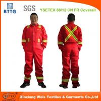 Buy cheap HRC2 Flame Retardant Coverall product