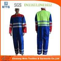 Buy cheap FR Heavy Weight Twill Coveralls - 3 Colors product