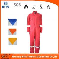 Buy cheap Anti Static Flame Retardant Coverall product