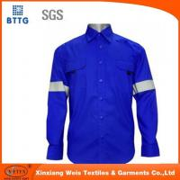 EN11612 Flame Retardant Jacket with Reflective Tapes