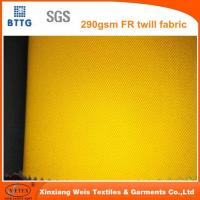 Buy cheap 100% Cotton Fire Retardant Dyed Fabric from wholesalers