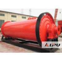 Cement Tube Ball Mill For Drying And Grinding Coal , Capacity 61-113t/h Grinding Ball Mill