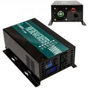 Buy cheap 1000W Off Grid DC to AC Pure Sine Wave Solar Power Inverter from wholesalers