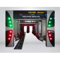11 brush cover tunnel car wash machine