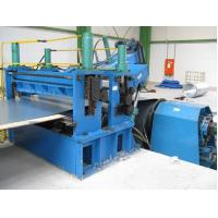 Buy cheap Sheet Metal Slitting Cutting Machine Production Line from Wholesalers