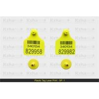 Buy cheap Plastic Ear Tag Laser Print product