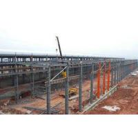 Buy cheap Fire Resistence Modern Heavy Industrial Commercial Steel Buildings Shopping Mall from Wholesalers